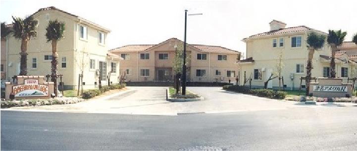 完成後の町営住宅1